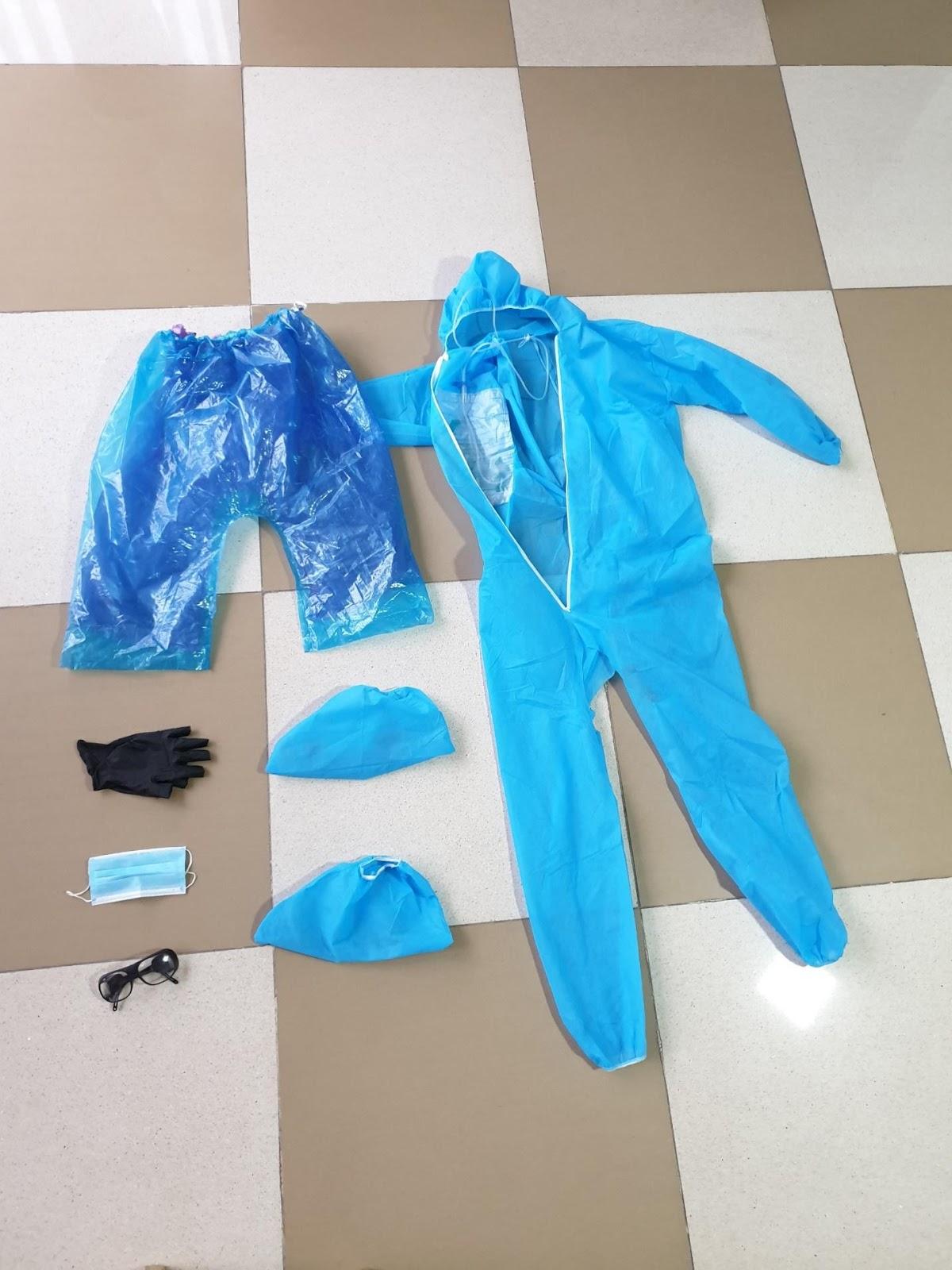 Những bộ quần áo bảo hộ y tế có ưu điểm gì khiến người sử dụng thích thú?