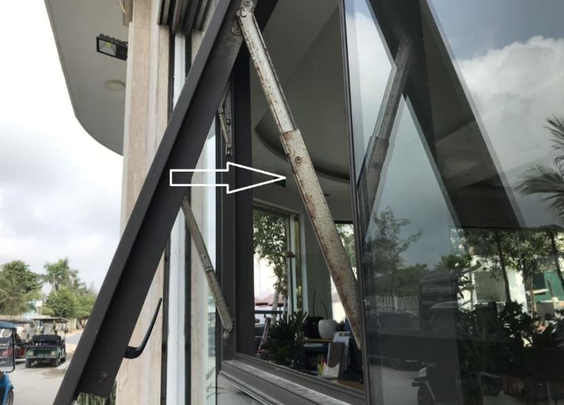 Những rủi ro khi đặt cửa nhôm sử dụng nhom Xingfa giá rẻ