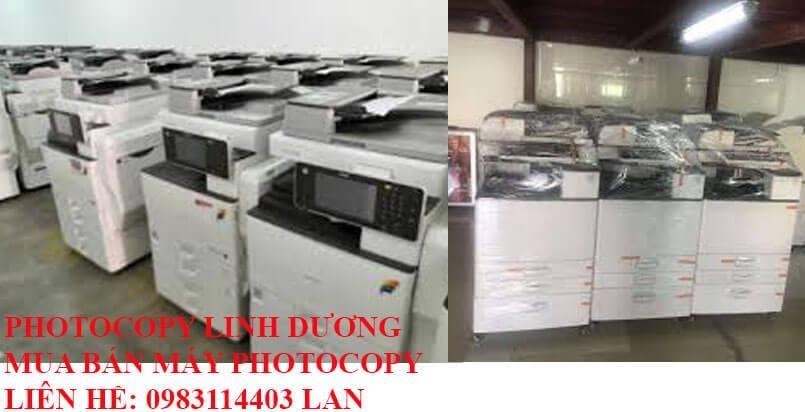 Cách nhận biết điểm bán máy photocopy TPHCM chính hãng