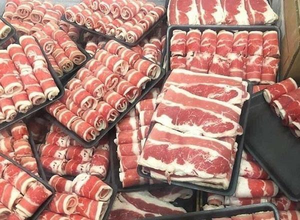 Giá thịt heo đông lạnh bao nhiêu tiền hiện nay?